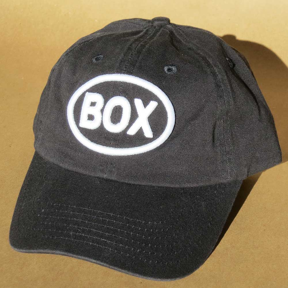 The Box Oval Hat