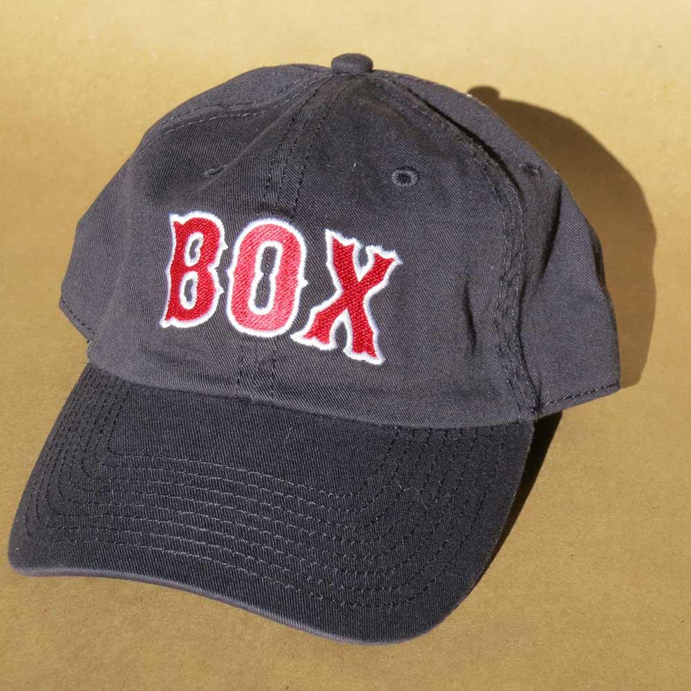 Sox Box Hat